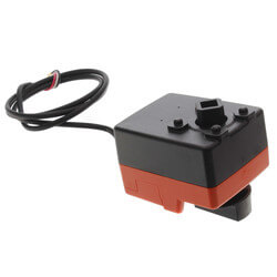 24V, Non SR, On/Off Floating Control Actuator<br>3 ft. Plenum Cable Product Image