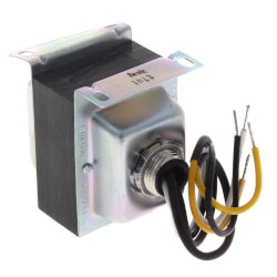 Transformer, Foot & Single Threaded Hub Mount, 50VA, 120 to 24 Vac Product Image