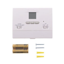 Top Tech Thermostat<br>2 Heat/1 Cool (NP HP) Product Image