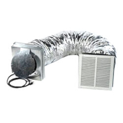 CQ1100 Ducted Whole House Fan Kit Product Image