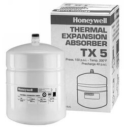 """3/4"""" External NPT<br>Heating Expansion<br>Tank (4.4 Gallon) Product Image"""