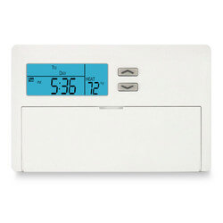 5-2 Day Programmable Smart Temp Heating<br>& Cooling Thermostat Product Image