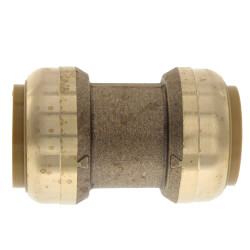 "1"" x 1"" SharkBite Coupling (Lead Free)"