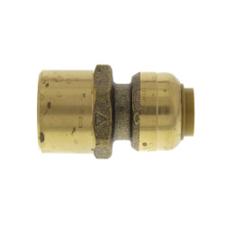 """3/8"""" Sharkbite x 1/2"""" Female Reducing Adapter (Lead Free) Product Image"""