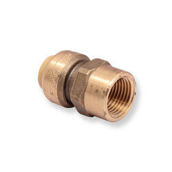 "3/4"" x 3/4"" Pipe to Female Pipe Thread Connector"