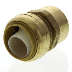 "1"" Sharkbite x Female Adapter (Lead Free) Product Image"