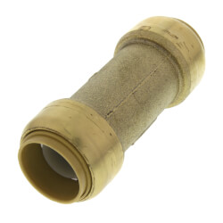 """3/4"""" Sharkbite In-Line Check Valve (Lead Free) Product Image"""
