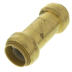 """1"""" Sharkbite In-Line Check Valve (Lead Free) Product Image"""
