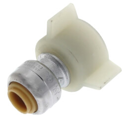 "1/4"" x 1/2"" SharkBite Faucet Reducing Connector (Lead Free)"