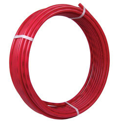 """3/4"""" Red Sharkbite<br> PEX Tubing (25 ft Coil) Product Image"""