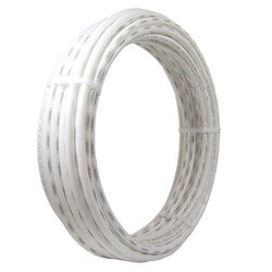 """3/4"""" White Sharkbite<br> PEX Tubing (25 ft Coil) Product Image"""