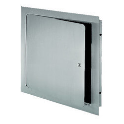"8"" x 8"" Universal Access Door (Stainless Steel)"