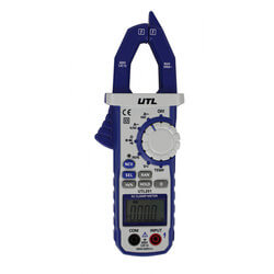 UTL291, UTL Brand Digital Clamp Multimeter w/ Temperature Product Image