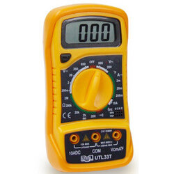 DL419, AC/DC Multimeter with Clamp and True RMS Product Image