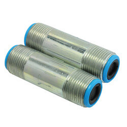 Uv12992 rheem uv12992 3 4 npt plastic lined nipples w for Pex water heater connector