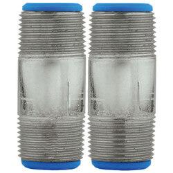 Uv8397g Rheem Uv8397g 3 4 Quot Npt Plastic Lined Nipples