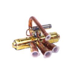 "5/8"" x 3/8"" Heat Pump Reversing Valve Product Image"