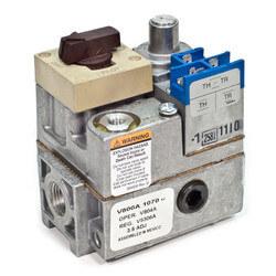"""Standard Pilot Gas Valve<br>24V, 1/2"""" x 3/4"""" Inlet/Outlet Product Image"""