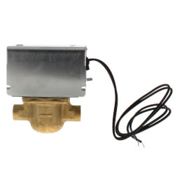 """1/2"""" Sweat Zone Valve<br>(18"""" Leads, No End Switch) Product Image"""