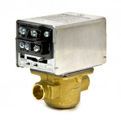 "1/2"" Sweat Zone Valve w/ Terminal Block connection Product Image"