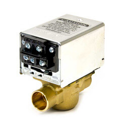"3/4"" Sweat Zone Valve (Connection = Terminal Block)"