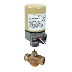 "1"" Three-Way Mixing Valve w/ Spring Return (14 cv)"