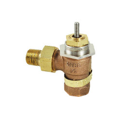 "3/4"" Union Straight Valve (5.5 cv) Product Image"