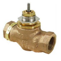 "2"" Union Sweat 2-Way Valve (40 cv) Product Image"