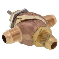 """5/8"""" O.D. Flare<br>Three-Mixing Valve<br>(2.2 cv) Product Image"""
