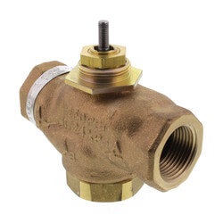 "1"" NPT 3-Way Mix Valve Product Image"