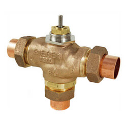 "1-1/2"" Union Sweat Mixing Valve"