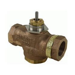 "1"" NPT 3-Way Diverting Valve Body (15 cv) Product Image"