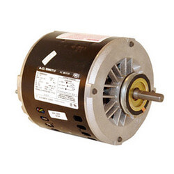 "9.45"" Single Speed Evaporative Cooler Motor (115V, 1725 RPM, 1/2 HP) Product Image"