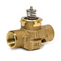"1"" Sweat VC Valve Assembly (6.6 Cv)"