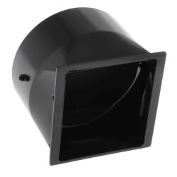 RAD Plastic Duct Adapter Product Image