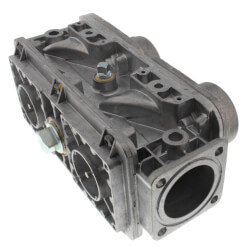 """1/2"""" Double Gas Valve Product Image"""
