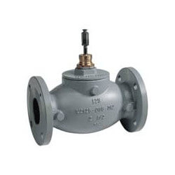 "5"" Flanged Globe Valve w/ Equal Percentage Flow (320 Cv)"