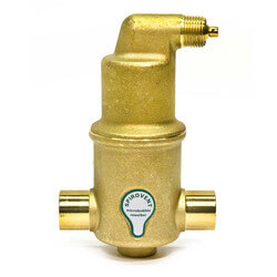 "3/4"" Spirovent Jr. Air Eliminator (Sweat)"