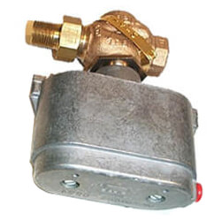 "3/4"" Normally Open Union Valve, 3-7 PSI (7.5 cv) Product Image"