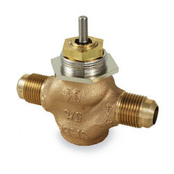 "5/8"" O.D Flare Valve<br>8-13 PSI (4.4 cv) Product Image"