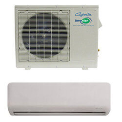 11,500 BTU VMH Series 1 Zone Ductless Mini-Split AC/Heat Pump Package Product Image
