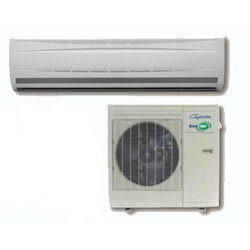 30,000 BTU VMH Series 1 Zone Ductless Mini-Split AC/Heat Pump Package Product Image