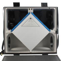 TrueBREEZE Heat Recovery Ventilator (200 CFM)