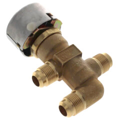 "1/2"" Three-Way Unitary Mixing Valve (2.5 Cv)"