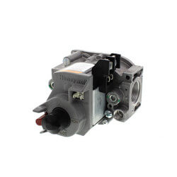 "Standard Dual Standing Pilot Gas Valve<br>1/2"" x 3/4"" Product Image"