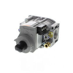 Slow Opening Dual Intermittent Pilot Gas Valve Product Image