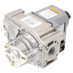 """24 Vac Dual<br>Direct Ignition Gas Valve<br>(1/2"""" x 1/2"""" inlet/oulet) Product Image"""