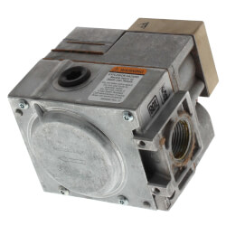 Combination Universal Millivolt Gas Valve
