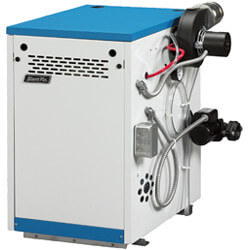Victory VSPH - 134,000 BTU Output Direct Vent Hot Water Boiler Product Image
