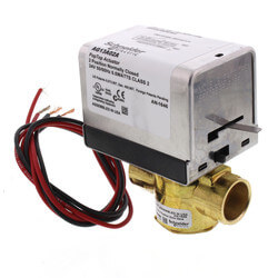 """3/4"""" Sweat 2-Way Zone Valve w/ End Switch <br>7.5 CV (24V) Product Image"""